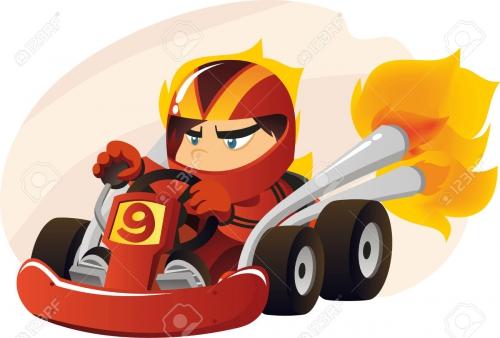 34230041-Karting-aller-au-illustration-de-bande-dessin-e-de-super-vitesse-Banque-d'images.jpg