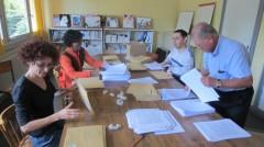 élections conseil départemental délégation vote